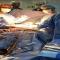 مستشفى الزاوية يعود للعمل ويجري عملية لشخص أصيب بعيار ناري في البطن