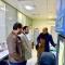 وكيل الوزارة د . محمد هيثم يزور عدد من المرافق الصحية