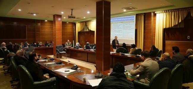 ورشة عمل حول تخصص الطب العام بين التخطيط والتنفيذ
